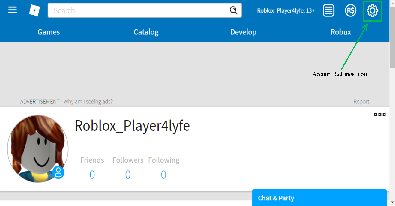 How Do I Change My Account Email Roblox Support
