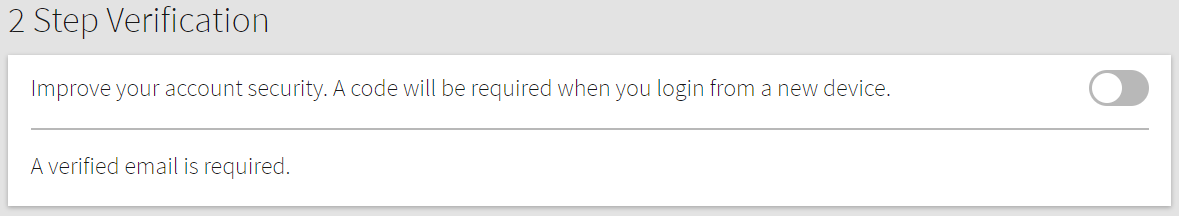 2 Step Verification Information Roblox Support