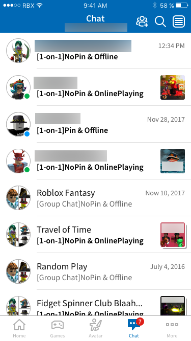 Mobile Chatting And Playing With Friends Roblox Support