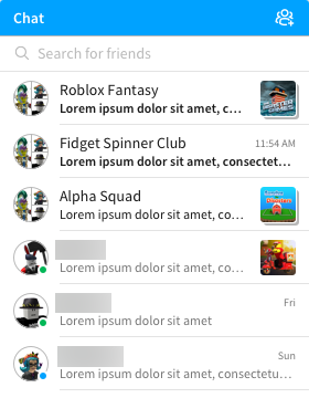 Chatting And Playing With Friends Roblox Support