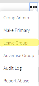 How to Leave a Group – Roblox Support