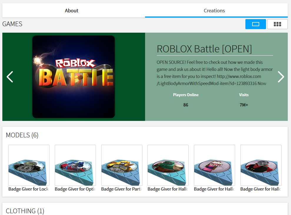 All About Profiles Blurbs And Profile Customization Roblox Support